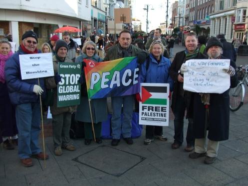 nick-supports-haw-gaza-vigil