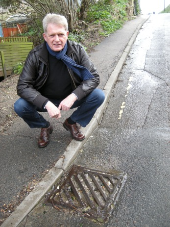 Chris and the Castle Ward Focus Team have been working to identify problem gullies