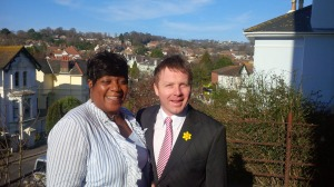Nick welcomes Pauline Pearce - AKA 'The Hackney Heroine' - to Hastings