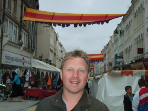 Nick has been a regular attender at the St Leonards Festival over the last 8 years